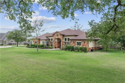 College Station Single Family Home For Sale: 4902 Williams Ridge Court