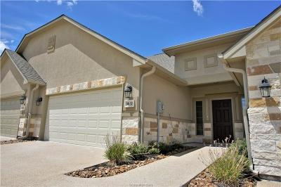 College Station TX Condo/Townhouse For Sale: $248,500