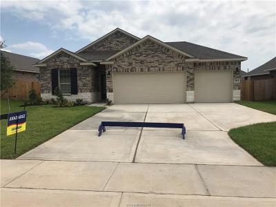 Navasota Single Family Home For Sale: 7415 Saint Andrews Drive