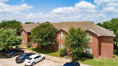 College Station Multi Family Home For Sale: 701 Balcones Drive #C