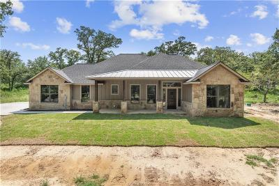 Burleson County Single Family Home For Sale: 4362 County Road 310