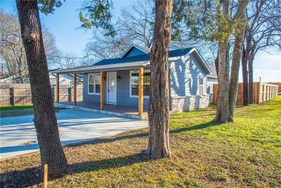 Caldwell Single Family Home For Sale: 607 North Hall Street