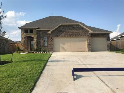 Navasota Single Family Home For Sale: 7420 Saint Andrews Lane