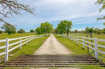 College Station Residential Lots & Land For Sale: 17150 Rock Prairie Road