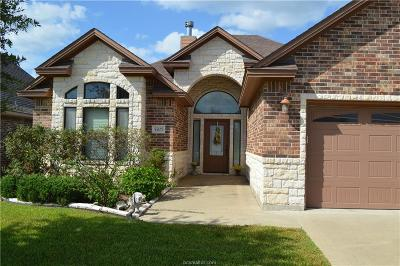 College Station Single Family Home For Sale: 4225 Rock Bend Drive