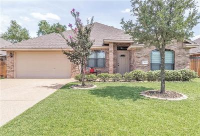 College Station Single Family Home For Sale: 904 Barchetta Drive