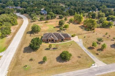 College Station Single Family Home For Sale: 1400 Harpers Ferry Road