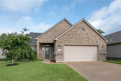 Bryan Single Family Home For Sale: 1917 Debbie Drive