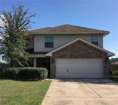 Navasota Single Family Home For Sale: 703 Heritage Drive