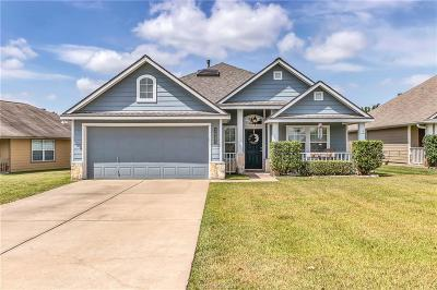 Bryan Single Family Home For Sale: 2037 Mountain Wind Loop