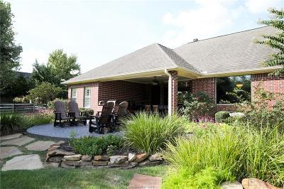 Bryan Single Family Home For Sale: 5844 Easterling Drive