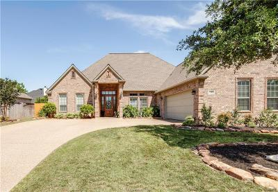 College Station, Bryan Single Family Home For Sale: 3310 Woodcrest Drive