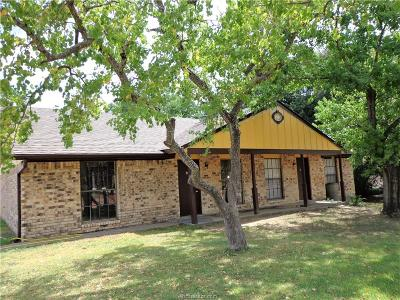 Bryan Multi Family Home For Sale: 1925 Pine Tree Drive #A & B