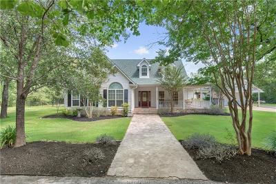 College Station Single Family Home For Sale: 3838 Pate Road