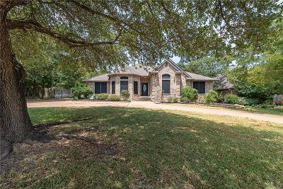 College Station Single Family Home For Sale: 1103 12th Man