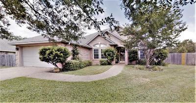 College Station Single Family Home For Sale: 313 Bernburg Lane