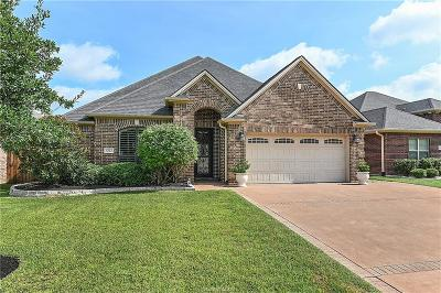 College Station Single Family Home For Sale: 4223 Little Rock Court