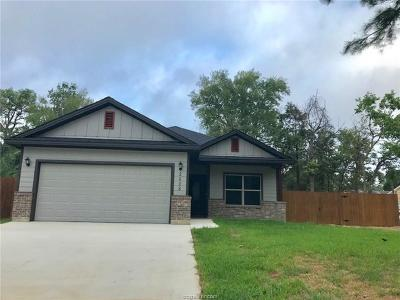 College Station, Bryan Single Family Home For Sale: 2608 Southside