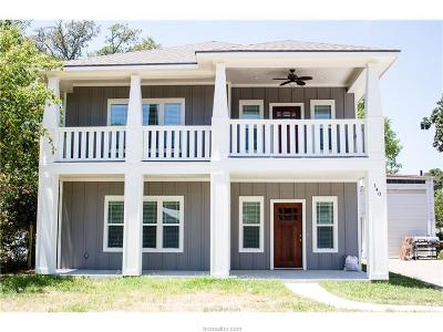 College Station, Bryan Single Family Home For Sale: 140 Watson Street