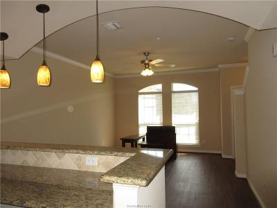 College Station, Bryan Condo/Townhouse For Sale: 1198 Jones Butler Road #1708