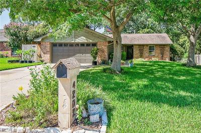 Bryan Single Family Home For Sale: 4202 Green Valley Drive