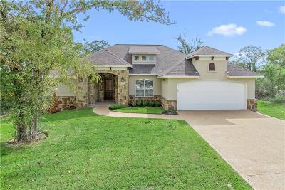 Bryan Single Family Home For Sale: 2013 Lexi Lane
