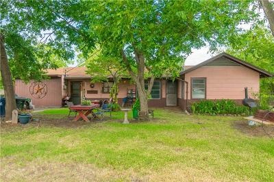 College Station Single Family Home For Sale: 1100 South Dexter Drive