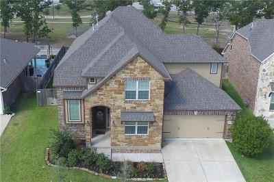 College Station Single Family Home For Sale: 4003 Dunlap