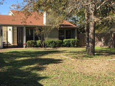 Southwood Valley Single Family Home For Sale: 2802 Pierre Place