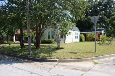 Navasota Single Family Home For Sale: 304 Victoria Street