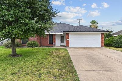 College Station Single Family Home For Sale: 1314 Mullins