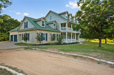 Milam County Single Family Home For Sale: 287 County Road 446a