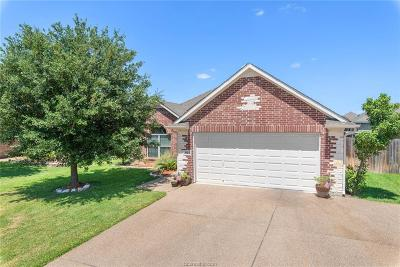 Brazos County Single Family Home For Sale: 911 Dove Landing