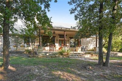 Milam County Single Family Home For Sale: 8731 E Hwy 79