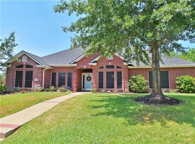 College Station Single Family Home For Sale: 5010 Harbour Town Court