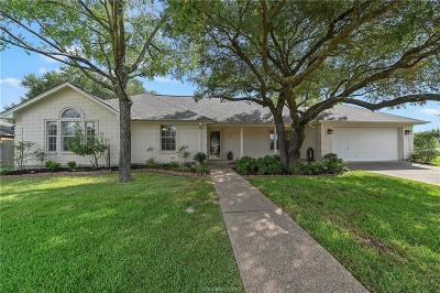Brazos County Single Family Home For Sale: 2300 South Pioneer Trail
