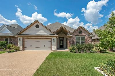 Brazos County Single Family Home For Sale: 4269 Rocky Rhodes Drive
