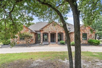 Brazos County Single Family Home For Auction: 12844 Copperhead Pvt Road