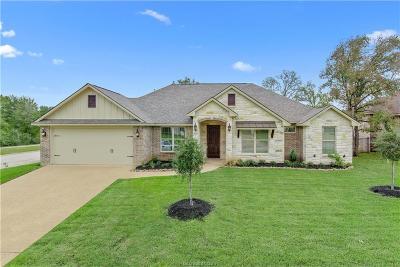 Bryan Single Family Home For Sale: 2001 Lexi Lane