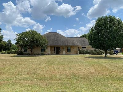 Bryan Single Family Home For Sale: 8748 Tejas Ranch Loop
