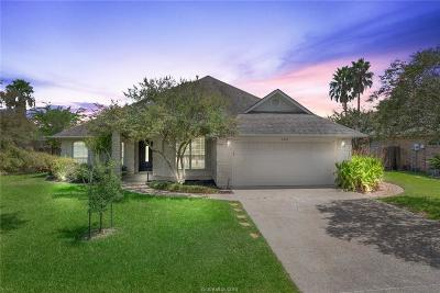 College Station Single Family Home For Sale: 602 Brussels Drive