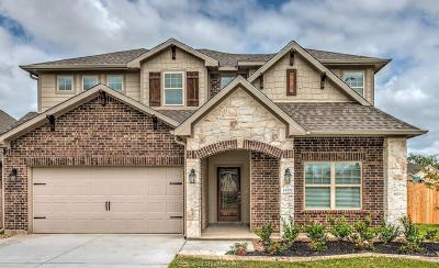 College Station Single Family Home For Sale: 3648 Haskell Hollow Loop