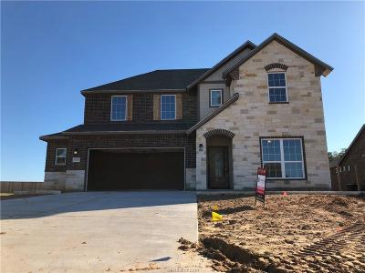 College Station Single Family Home For Sale: 3652 Haskell Hollow Loop
