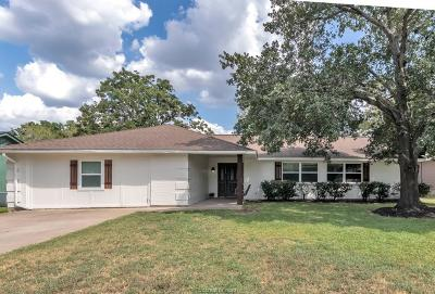 Single Family Home For Sale: 1102 Todd Trail