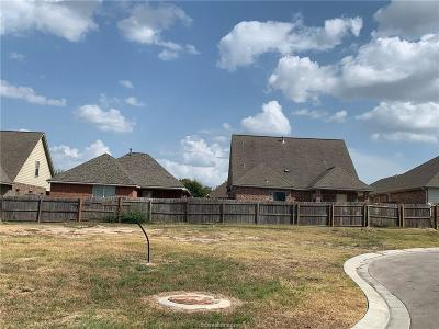 College Station Residential Lots & Land For Sale: 2518 Cordova Ct