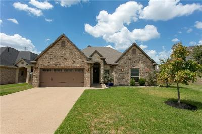 College Station Single Family Home For Sale: 2103 Blackjack Drive