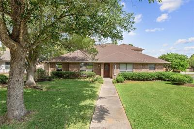 Single Family Home For Sale: 8700 Bent Tree Drive