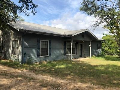 Single Family Home For Sale: 5784 County Road 342