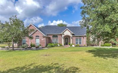 College Station Single Family Home For Sale: 4206 Snug Harbor Drive