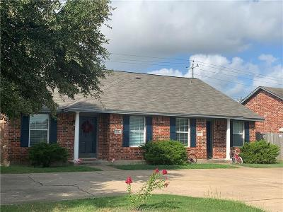 Brazos County Multi Family Home For Sale: 3608-3610 Hollyhock Street